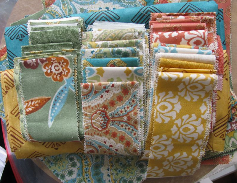 Giveaway three jelly roll