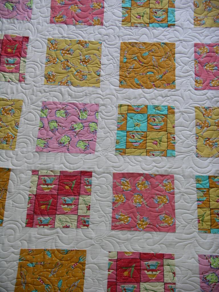 Ali's Third quilt (10)