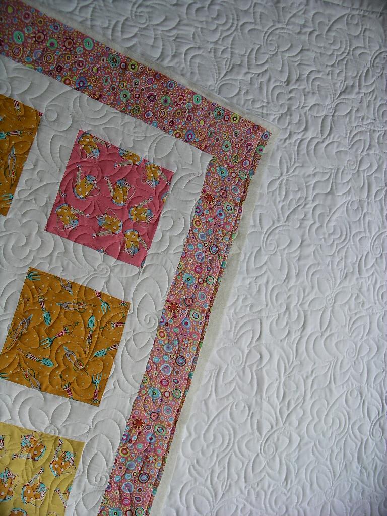 Ali's Third quilt