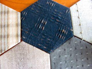 Detail, Japanese fabric