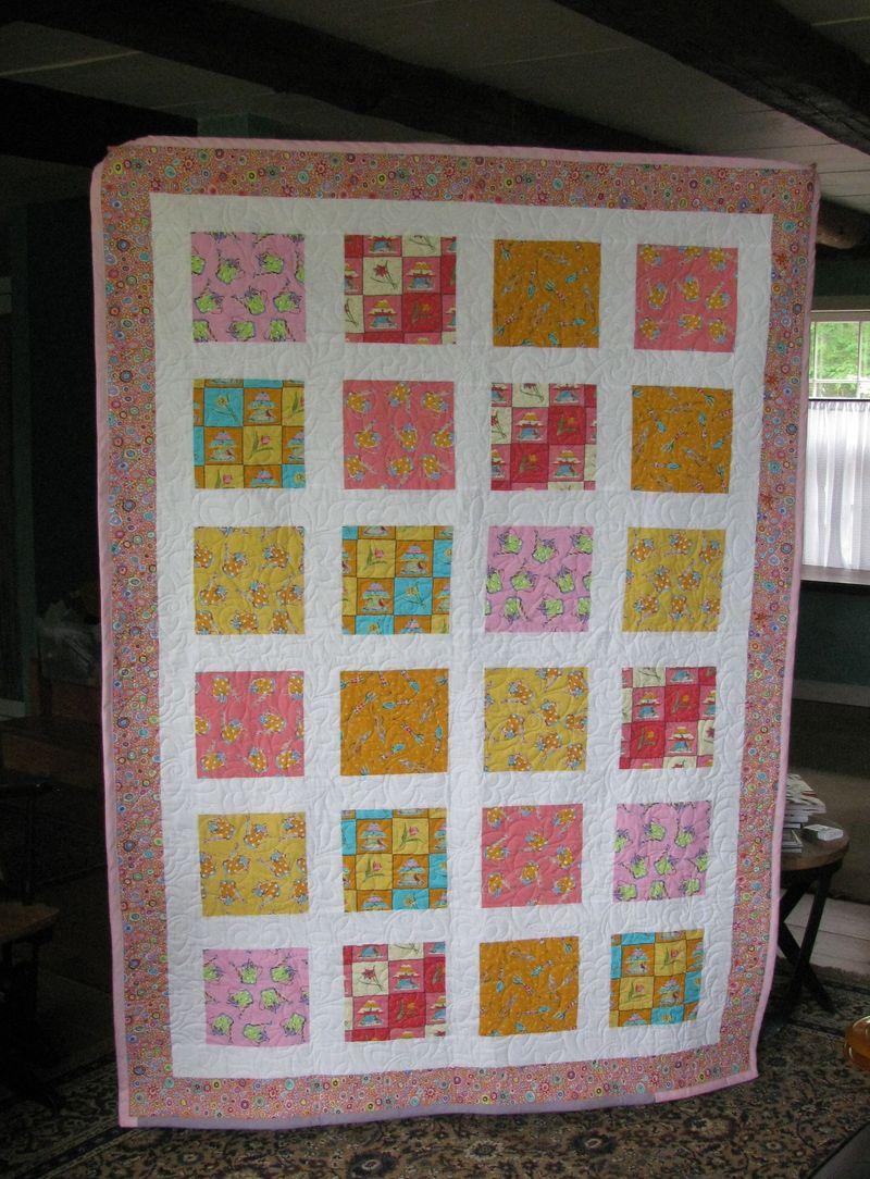 Comfort quilt four