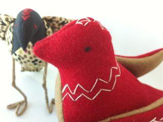 Red bird and evil bird