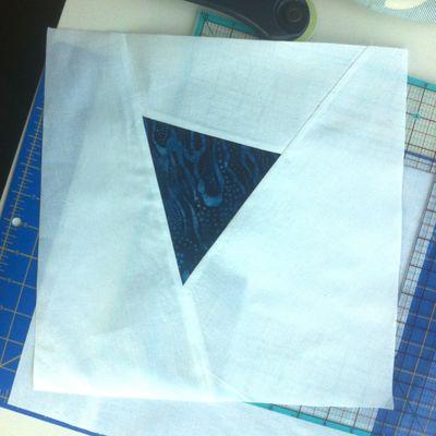Triangle wonky