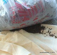 Muslin buckwheat