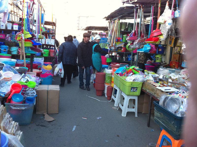 Housewares, Black Market, Ulaanbaatar
