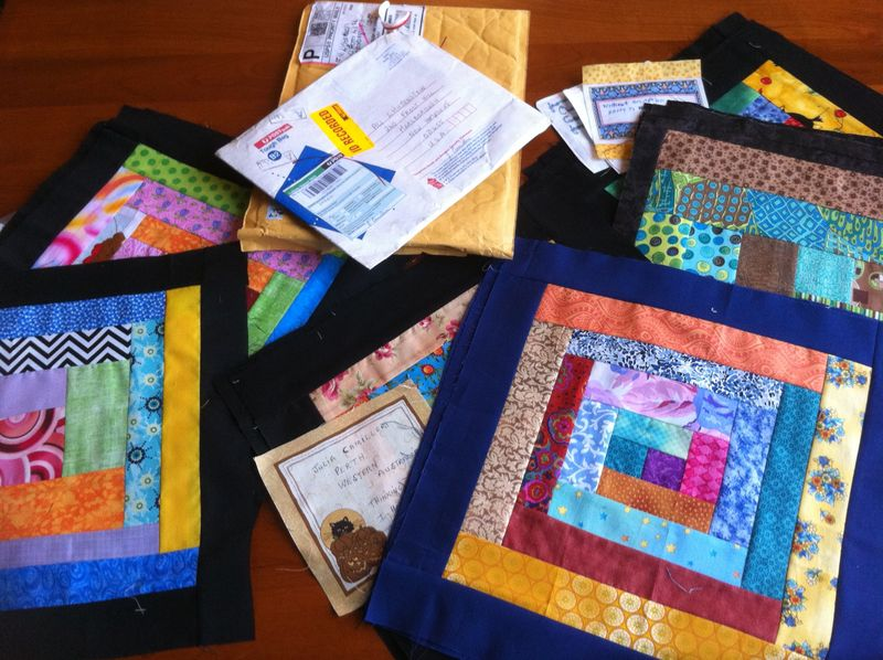 Sandy quilt iii blocks