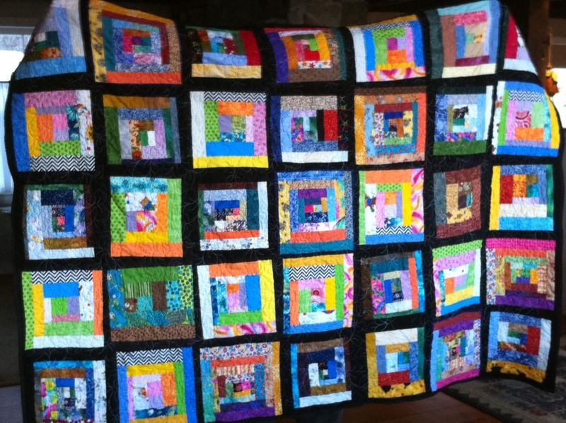 Hurricane Sandy Quilt Three