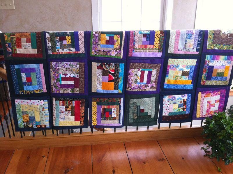 Sandy quilt top #7